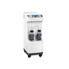 Mobile Electric Abortion Suction Unit Low-Vacuum Low Pressure Gynecology Aspirator (Amniotic Fluid) Suction Unit (SC-LX-3)