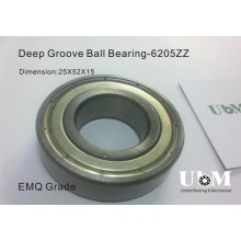 Deep Groove Ball Bearing, 6205 Zz, Ball Bearing, Miniature Bearing