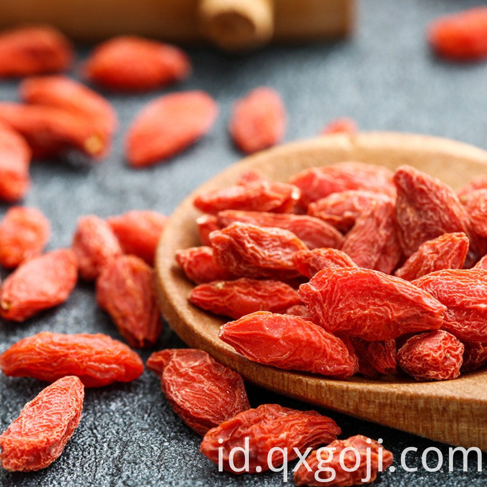 Top Grade Red Goji Berries