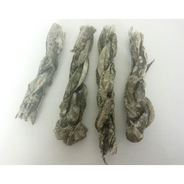 Air-dried Codfish Skin Stick Yummy Cat Treats