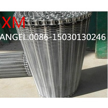 SUS304 Stainless Steel Spiral Wire Mesh Conveyor Belt