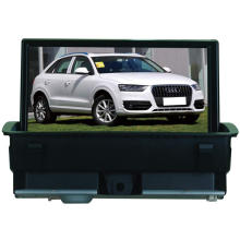 Car Audio para Audi Q3 Reproductor de DVD Bluetooth & iPod