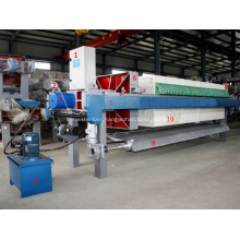 Sludge Dewatering Treatment Filter Press
