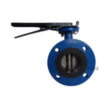 High quality and good price underground pipe network flange butterfly valve