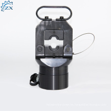 Herramienta crimpadora de terminal de mano hidráulica de la batería del botón del estilo 2018