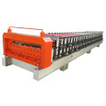 double layer roll forming machine with motorized cutting, Orhan