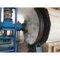 Usine populaire de recyclage d'huile de pneu de perte de pyrolyse pour le salae