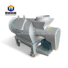 Traitement de levure chimique et tamisage centrifuge