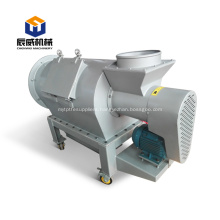 Baking powder processing and screening centrifugal sifter