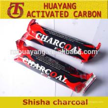 Lumière rapide narguilé naturel shisha charbon de bois