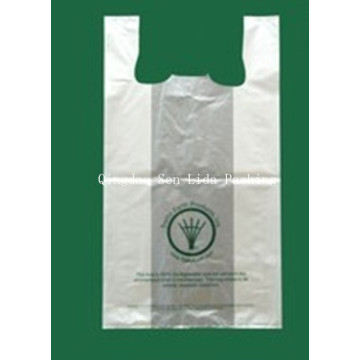 Cheaper Plastic T-Shirt Bag