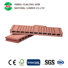 High Quality WPC Hollow Decking with Certificates (HLM6)
