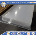 plexiglass material good light transmittance clear glass for train window