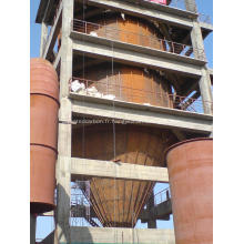 Sécheur par pulvérisation d'agents actifs de surface centrifuge à grande vitesse