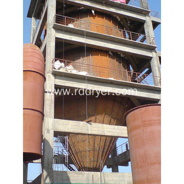 High Speed Centrifugal Surface Active Agents Spray Dryer