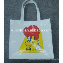 изготовленный на заказ мешок сплетенный PP прокатывая