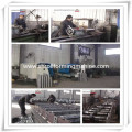 Glazed Tile Forming Machine Making Metal Stepped Profile