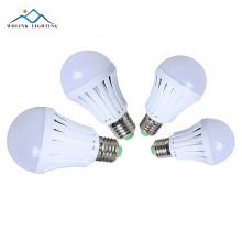 a lâmpada conduzida emergência da casa do preço de fábrica 120 graus e27 conduziu a luz de emergência 5w