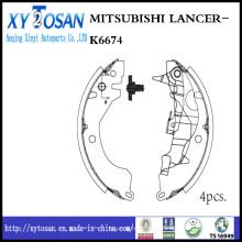 Auto Bremsschuh für Mitsubishi Lancer K6674