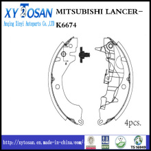 Auto Brake Shoe for Mitsubishi Lancer K6674
