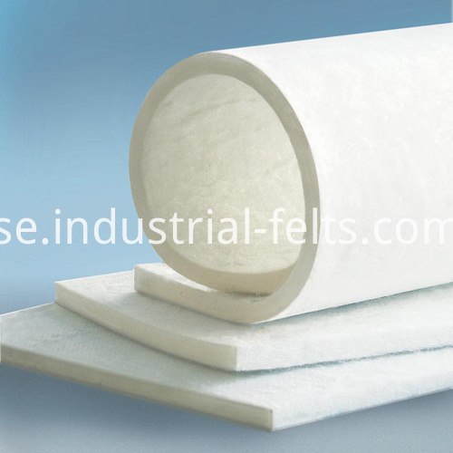 Aerogel Felt For Subsea Oil Pipelines