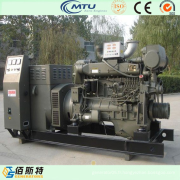 Générateur de diesel 200kw Set 6 Cylindres Démarrage électrique avec marque Cummins