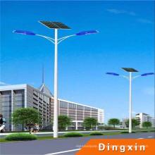 Zwillingsarme Solarleuchten 30W, 36W, 40W, 50W, 60W, 70W LED Lampe