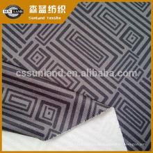 Interlock-Jersey-Material aus 100 Polyester-Spezialdruck für Sporthemden