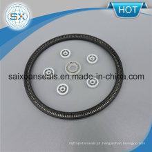 V-Ring Seal / Estático / com mola / Elastômero