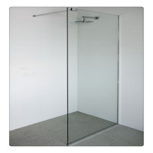 10mm Tempered Shower Glass Price with ASNZS2208