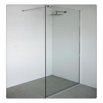 Закаленное стекло для душа 10 мм с ASNZS2208