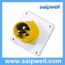 Nouvelle conception IP44 à IP67 10A 16A 32A 48A 64A Prise industrielle, Prise et prise industrielles, Prise industrielle