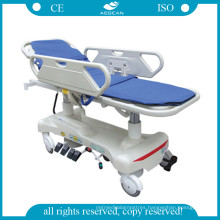 AG-Hs010 CE&ISO Approved Hospital Electric Ambulance Stretcher