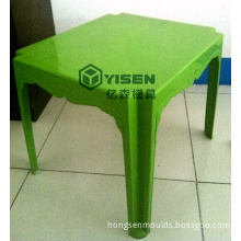 Plastic Square PP Table Injection Molds