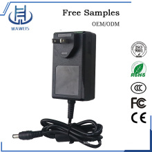 Wall Plug Ac Dc Power Adapter 12v 3a