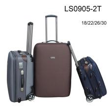 """Plastic Zipper Hard Suit Cases with Lock 20"""" 24"""" 28"""""""