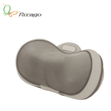 Shiatsu Body Massager Heating Massage Pillow with Silicon Massage Heads