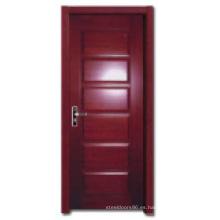 Puerta de madera (nuevo modelo 029)