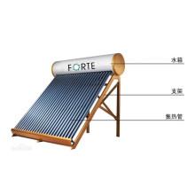 145 Liter Solarwarmwasserbereiter in China