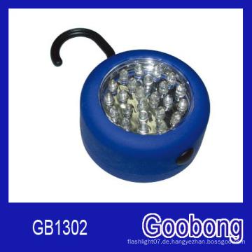 24 LED Notfall-Magnethaken Arbeitsleuchte