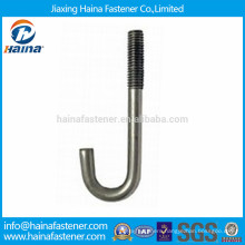 Stainless Steel J-Bolts