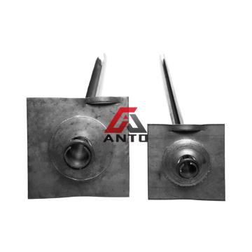 Boulons d'exploitation minière souterraine Split Set Boulons de stabilisateur 47mm