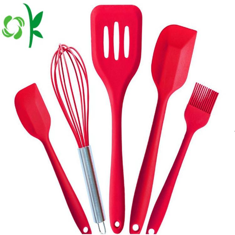 silicone utensil