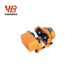 1 ton electric trolley for crane hoist