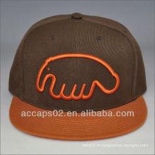 Chapeaux de snapback brodés