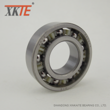 Poliamida Cage Ball Bearing For All Types Of Roller Conveyor