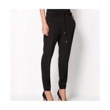Hot Sale Girl′s Chiffon Casual Slim Drawstring Pants (50208-1)