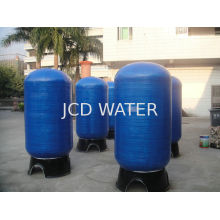 Domestic Grp Multimedia Water Filter For Industrial Water Treatment