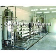 Equipamento de tratamento de água de dois estágios RO