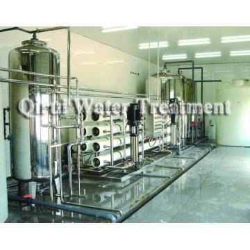 Zweistufige RO-Wasseraufbereitungsanlage